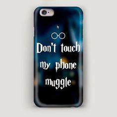 Harry Potter iPhone 6 Plus Tasche lustige iPhone 6 von MascotCase