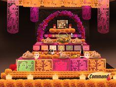 Hacer un altar de muertos    ¿Vas a poner un altar este año? ¿Sabes cómo hacerlo? ¿Sabes el significado de las cosas? Command® te da una pequeña guía a esta hermosa tradición mexicana.