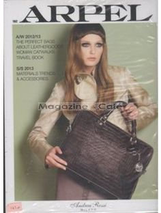 Arpel The premiere magazine for the handbag industry. In addition, you will find some other leather goods such as belts, clothing, small lea...