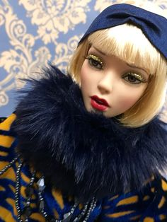 EMMA JEAN'S GRAND DRAMA. DEJA VU collection. Tonner dolls