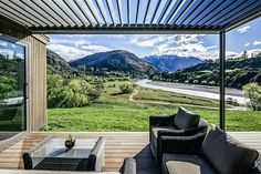 A brand new build set along the Shotover, this Queenstown River House is your chance to move directly into an impressive piece of architecture. Designed by Kerr Ritchie, the house borders reserve land and boasts outstanding views, yet is just...