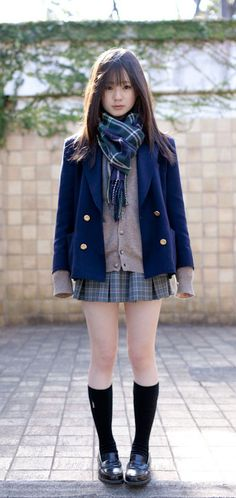 Japanese School Uniforms
