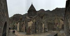 https://flic.kr/p/t4hgBh | Geghard Monastery , Armenia