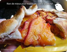 Peach-Lemon Galette