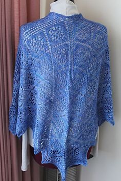 Ravelry: Two-Thirds Shawl pattern by Wendy D. Johnson