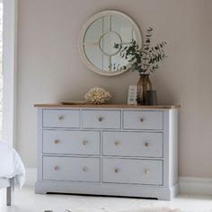 Shop our Reclaimed Wood Furniture for your home, including 5 Drawer Chest or for a Scandi style bedroom, add an Oak Chest of Drawers. All with Free UK Delivery! Hudson Furniture, Modern Bedroom Furniture, Living Furniture, Bedroom Storage Cabinets, Girls Bedroom Storage, Bedroom Ideas, Bedroom Wall, Master Bedroom, Large Chest Of Drawers