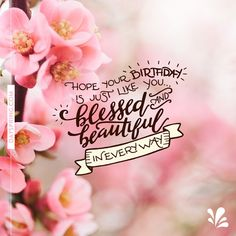 Blessed and Beautiful   Ecards   DaySpring