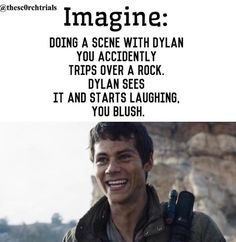 New imagine! please leave a Comment it Will only take seconds . Dylan O Brien Imagines, Teen Wolf Imagines, Teen Wolf Memes, Maze Runner Funny, Maze Runner Thomas, Maze Runner Movie, Maze Runner Trilogy, Maze Runner Cast, Maze Runner Series
