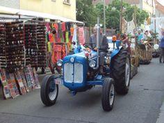 nog een oude oldtimer tractor