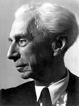"""""""The Nobel Prize in Literature 1950 was awarded to Bertrand Russell """"in recognition of his varied and significant writings in which he champions humanitarian ideals and freedom of thought""""."""""""