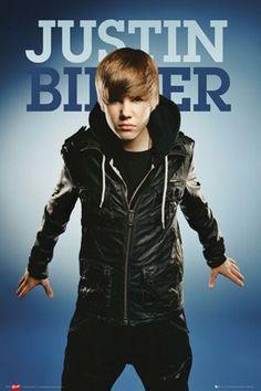 Justin Bieber Shirt Maxi Poster Justin Bieber Pinterest
