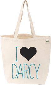 I Heart Darcy tote