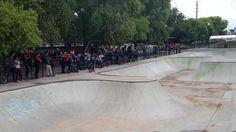 Segundo día de Jovenes Construyendo en parque extremo La Cantera | El Puntero