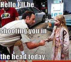 Walking Dead Lolz