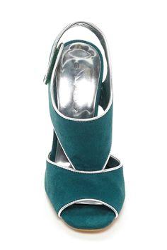 Alice Metallic Heel Sandal by C Label on @nordstrom_rack