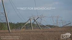 Terrel, GA Tornado Damage High Powered Transmission Lines Down Tornado Damage, Transmission Tower, Wind Turbine, Physics, Math, Math Resources, Physique, Mathematics