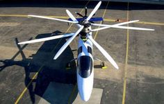 Circular Single-Seat Choppers : Zero helicopter concept