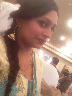 #looks#earings#punjabi suit#true love