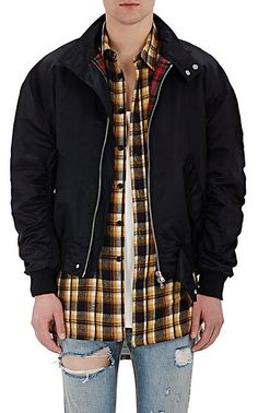FEAR OF GOD The Harrington Bomber Jacket - Bombers - Barneys.com