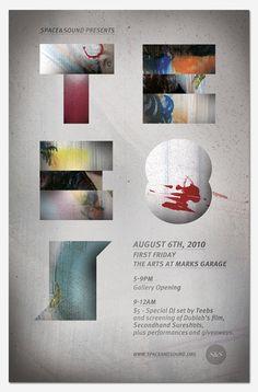 Teebs Poster - Annie Nguyen
