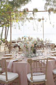 Rustic Chic Grand Cayman Wedding - Style Me Pretty