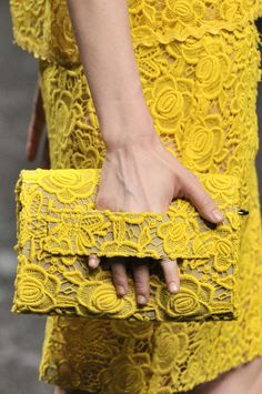 All the Pretty Things - whatchathinkaboutthat: Blumarine Fall 2011...