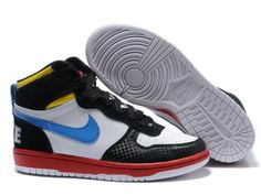 the best attitude 442c7 7f46e Buy Wholesale Womens Nike Dunk High Top Shoes White Blue Black from  Reliable Wholesale Womens Nike Dunk High Top Shoes White Blue Black  suppliers.