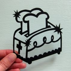 Casey of Vitamini Handmade has posted a super how-to for paper cutting.