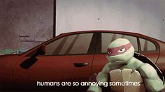 """Kody and I watched this episode and here we both were dying and I just said ''90% yeah Raph. Everyone."""""""