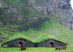 Green Roof Wiki Grass roof houses