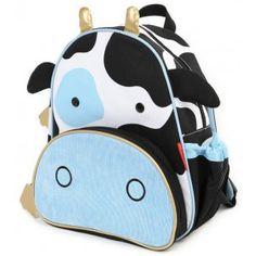 Skip Hop Cow Zoo Backpack