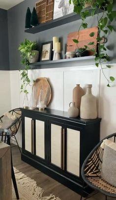 Home Hacks, Interior Design Tips, Home Interior Design, Home And Garden, Diy Déco, Bathroom Decor, Diy Furniture, Home Accents, Room Inspo