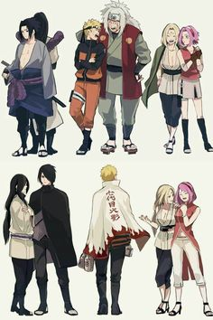 i feel sooo bad for naruto .. i mean he had to suffer a lottttt when his sensei died !!!