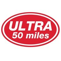 Show off your 50 miles accomplishment with our high quality, extra thick, vinyl oval decals. These durable, high quality decals are hand cut from vinyl and will last for years.