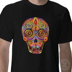 e8e1d05b Shop Not a Happy Bunny Fish T-Shirt created by FabSpark. Cute Graphic  t-shirts · dia de los muertos