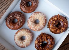 HOLE IN ONE : Endgrain starts the day with doughnuts  Read more: http://www.purewow.com/entry_detail/chicago/6219/Endgrain-starts-the-day-with-doughnuts.htm#ixzz2WUjihXSX