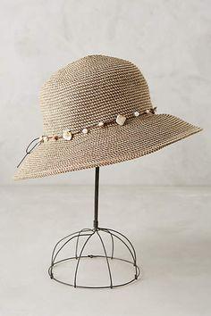 Caicos Sun Hat - anthropologie.com