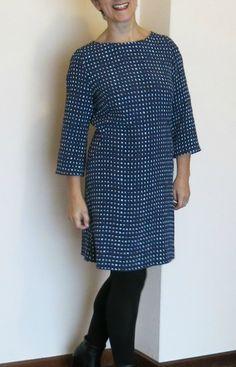 vestido minimalista paso a paso