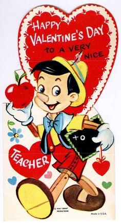 #Valentines #Disney #Pinocchio