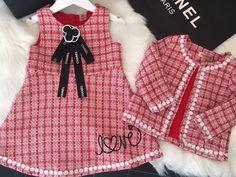 Dark gray-red-95cm-105cm-115cm-125cm-135cm-145cm-1981200-580771524984130 Whatsapp:86 17097508495 Gucci Baby Clothes, Luxury Baby Clothes, Designer Baby Clothes, Cute Baby Clothes, Baby Outfits, Kids Outfits Girls, Cute Outfits For Kids, Baby Girl Fashion, Kids Fashion