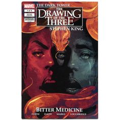 STEPHEN KING DARK TOWER Bitter Medicine, Drawing of the Three  #EntertainmentCollectibles