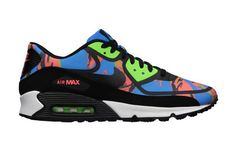 low priced febe7 0f8d6 Image of Nike Air Max 90 Premium Tape Color Camo