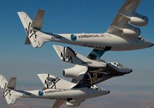 FAA Launch Permit Gives Virgin Galactic's Space Vehicles the Green Light for Powered Flight
