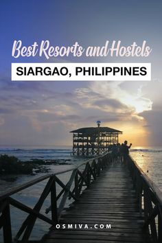 Best Siargao Resorts and Hostels For An Extraordinary Vacation   OSMIVA Siargao Philippines, Philippines Travel, Siargao Island, Travel Destinations, Travel Tips, Travel Ideas, Beach Trip, Beach Travel, Travel Reviews