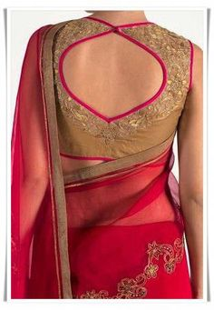 Finest saree gold blouses Want to know more about -  #indianfashion #sariblouse