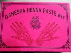 Henna Tattoo Kits Uk : Diy henna tattoo kit professional with essential by earthtohenna