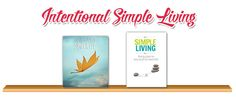 Intentional Simple Living  I got a kick start on my #resolutions in October with the Harvest Your Health Bundle. It's back for a VERY short flash sale!   Starts 1/3/2014 @ 6 a.m. EST