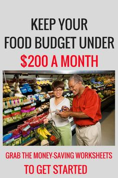 Learn how to slash your food budget, keep the food you love, and stop stressing over money! Money Saving Meals, Save Money On Groceries, Ways To Save Money, Money Savers, Money Tips, Frugal Living Tips, Frugal Tips, Budget Meals, Food Budget