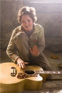 """August Rush, """"the music is all around us, all you have to do is listen."""" I want to find a way to live with joy and passion like this"""