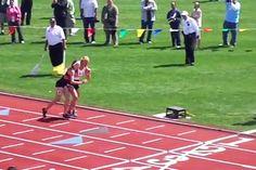 Monday Motivation: High School Runner Helps Competitor Across Finish Line – PodiumRunner Finish Line, Monday Motivation, A Team, High School, It Is Finished, Running, Sports, Play, News